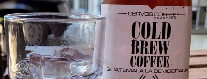 Cervos Coffee Roasters is one of Fethiye.