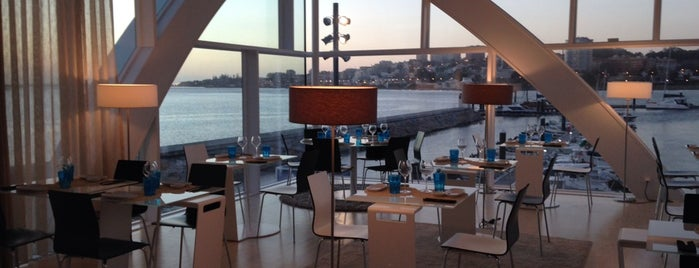 Kanpai Douro Marina is one of Best Japanese Restaurants in Portugal.
