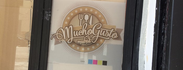 Mucho Gusto Madrid is one of Madrid FoodDrink.