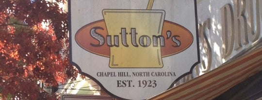 Sutton's Drug Store is one of Road Trip.