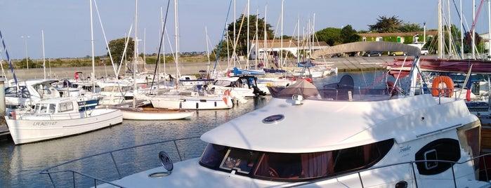 Port d'Ars-en-Ré is one of Europe: 3months business trip '15.