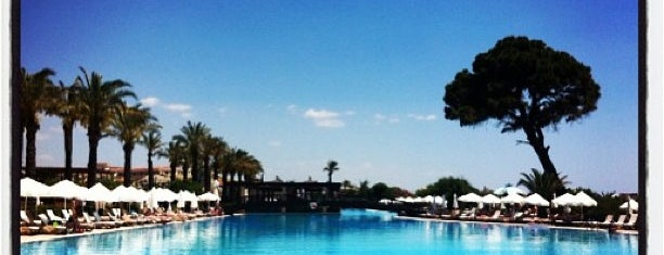 Rixos Premium Belek is one of Turkey.