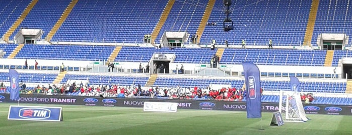 Stadio Olimpico is one of Big Matchs's Today!.