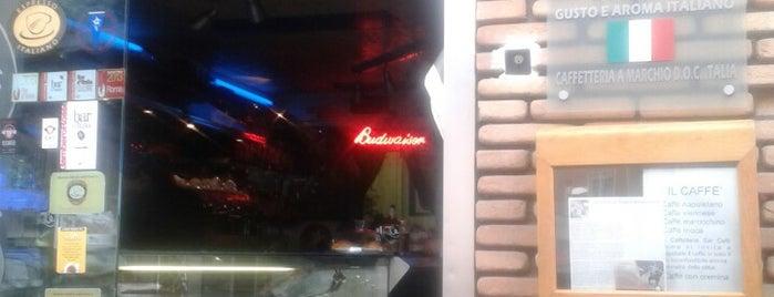 Sal Café Roma is one of Roma a colazione.