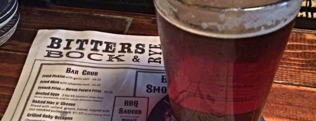 Bitters, Bock & Rye is one of The San Franciscans: Happy Hour.