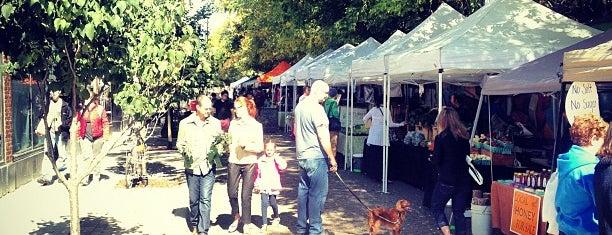 Glenwood Sunday Market is one of Posti salvati di Anne.