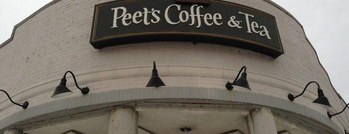 Peet's Coffee & Tea is one of Massachusetts.