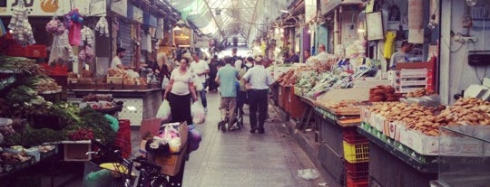 Mahane Yehuda Market is one of Israel 2012 (Jerusalem-Tel Aviv-Dead Sea).