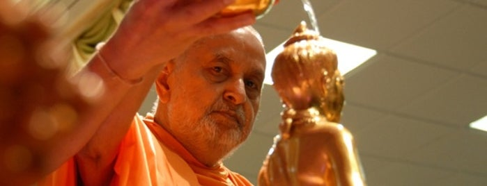 BAPS Shri Swaminarayan Mandir is one of Flushing.