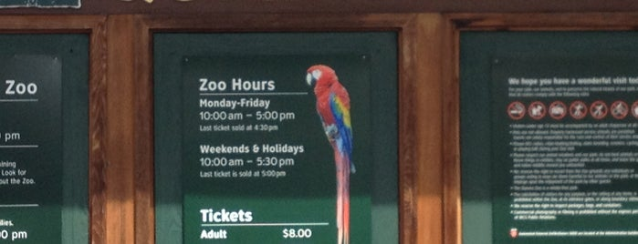 Queens Zoo is one of Virtual Tour of Flushing Meadows Corona Park.