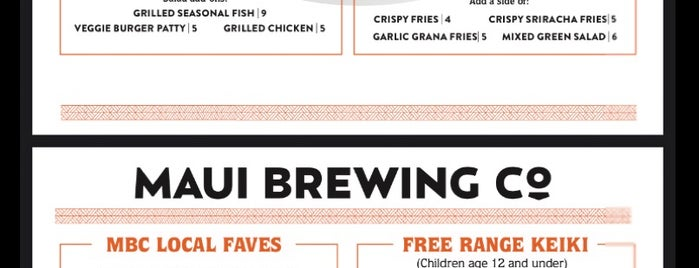 Maui Brewing Company is one of Favorites - Hawaii.