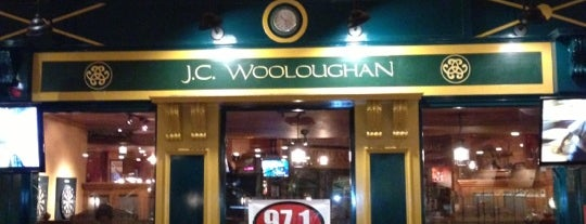 J.C. Wooloughan's Irish Pub is one of Dexter's to do list 2.