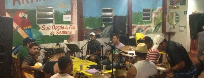 Arara's Bar e Restaurante is one of Locais curtidos por Luiz Frederico.