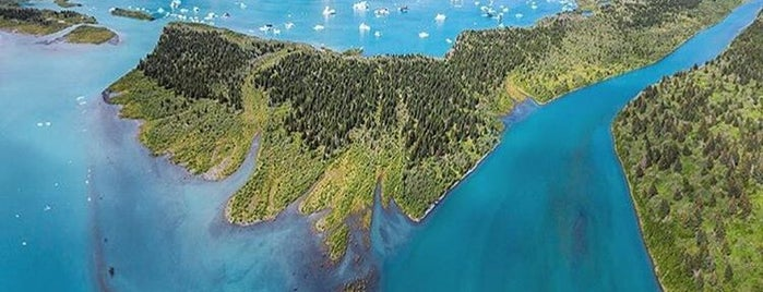 Kenai Fjords National Park is one of National Recreation Areas.