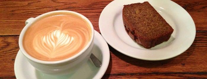 Joe the Art of Coffee is one of Food.