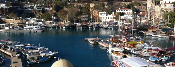 Kaleiçi is one of Antalya.
