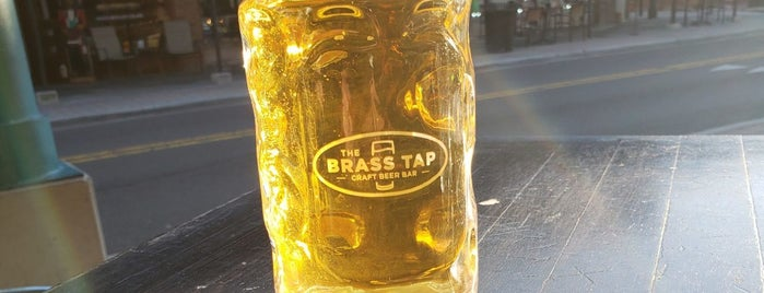 The Brass Tap is one of Gavin 님이 좋아한 장소.