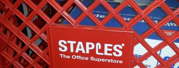 Staples is one of Posti che sono piaciuti a Mighty.