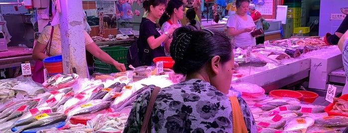 Wan Chai Market is one of Hong Kong.