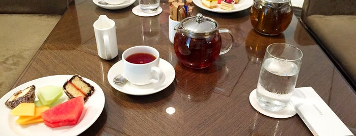 The Gallery Tea Lounge is one of Whit: сохраненные места.
