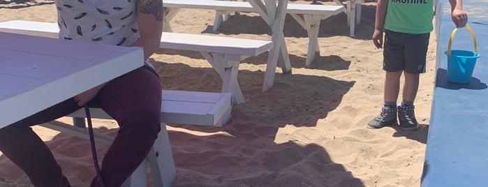 SeaLegs at the beach is one of Lugares favoritos de Priscilla.
