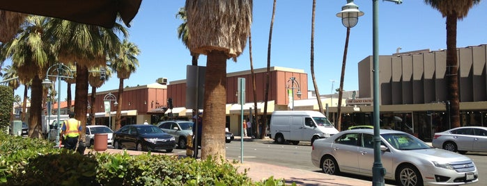 California Pizza Kitchen is one of Welcome to the Coachella Valley.