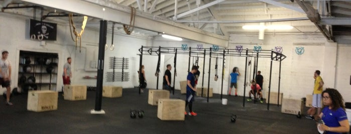 Victory City CrossFit is one of Tour de WOD.