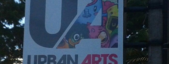 Urban Arts is one of Levar o boy low carb.