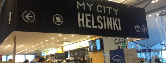 My City Helsinki Cafe & Bar is one of Orte, die Nikolay gefallen.