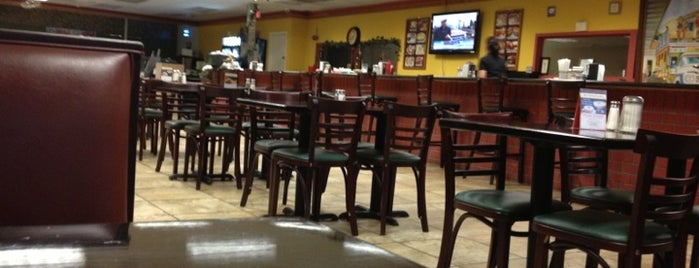 Emily's Cafeteria is one of Lunch Spots in Downtown.