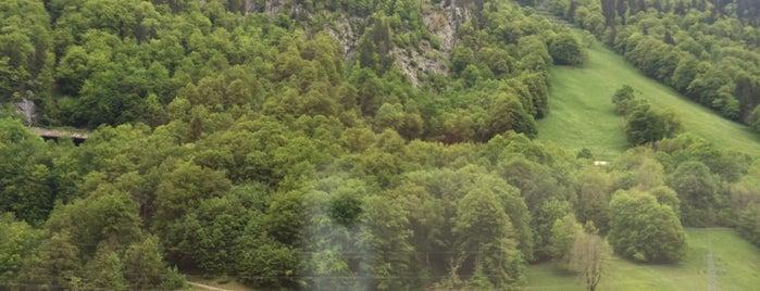 Zollamt Schaanwald is one of Österreich.