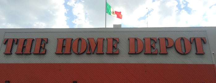 The Home Depot is one of Tempat yang Disukai Sergio M. 🇲🇽🇧🇷🇱🇷.