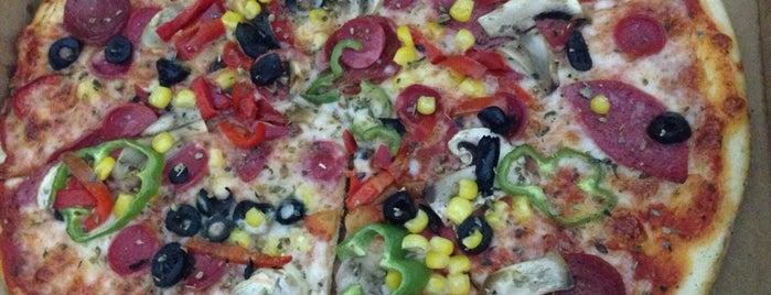 Tadım Pizza is one of Кing Zeus 님이 저장한 장소.
