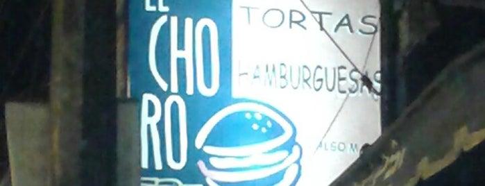 El Choro is one of Deliii.
