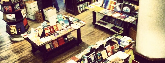 Housing Works Bookstore Cafe is one of NYC<3Love.