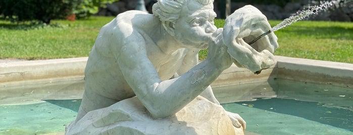 Saratoga Springs, NY is one of Posti che sono piaciuti a Nicholas.