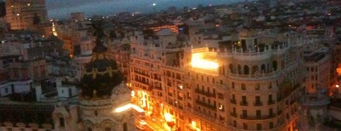 Hesperia Madrid is one of Hoteles en España.