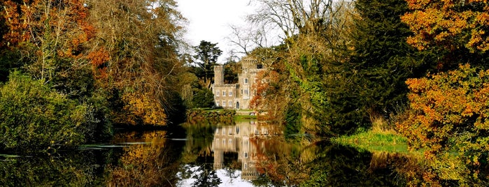 Johnstown Castle is one of eire.