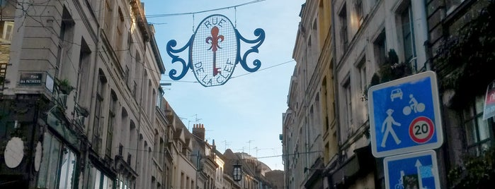 Rue de la Clef is one of Lille.