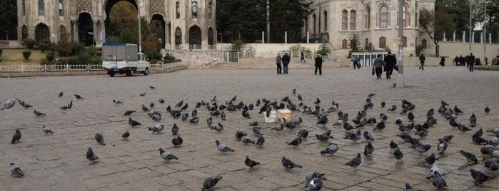 Beyazıt Meydanı is one of Posti che sono piaciuti a Hülya.