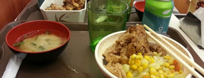 Sukiya | すき家 is one of nihonryori.