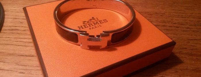 Hermès is one of Lieux qui ont plu à Gordon.