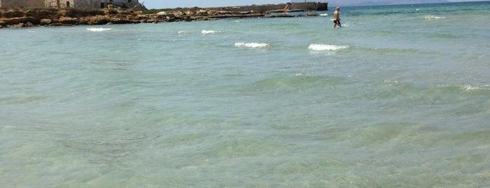 Laguna dello Stagnone di Marsala is one of Sicily.