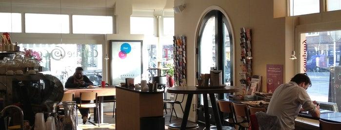 Coffee Company is one of Lugares guardados de Thomas.