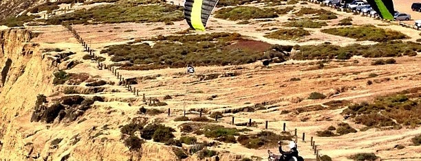 Torrey Pines Gliderport is one of USA San Diego.