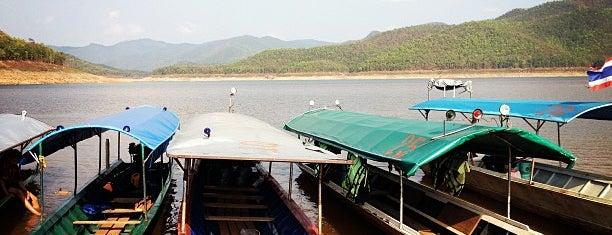 Mae-Ngad Dam is one of Locais salvos de Gerry.