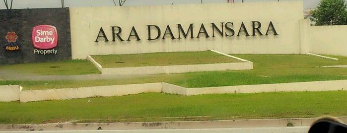 Ara Damansara is one of MAC 님이 좋아한 장소.
