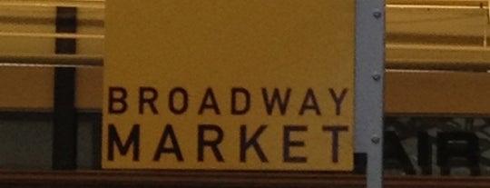 Broadway Market is one of Gespeicherte Orte von Pip.