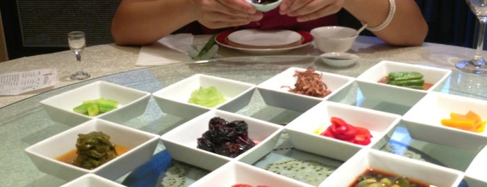 Yu's Family Kitchen is one of Lieux sauvegardés par Reyner.