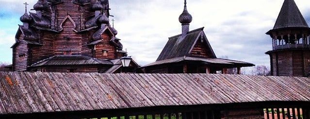Усадьба Богословка is one of Интересное в Питере.